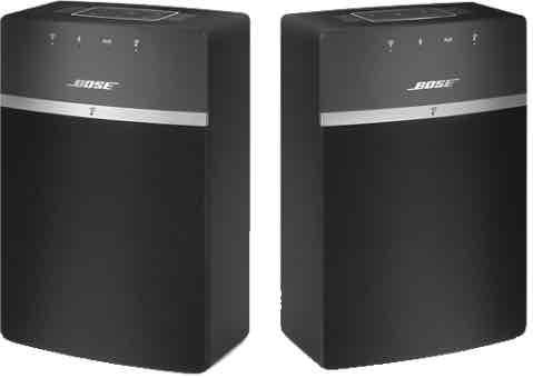 Bose SoundTouch 10 x 2 Set (weiss oder schwarz) in CH für CHF 299 = ca. €280,-