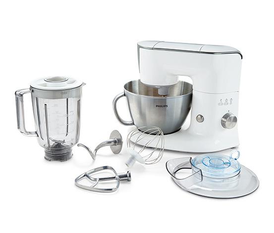 PHILIPS Küchenmaschine Avance 6-in-1 Setup HR7951/00 bei Tchibo