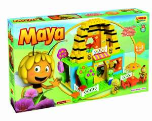 Maya Unico Plus Bausteine als Pendant zu Lego Duplo