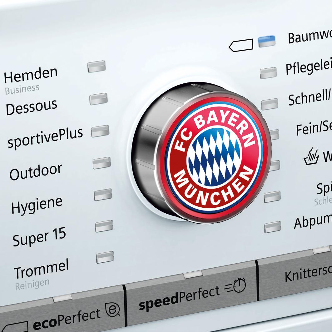 Siemens iQ700 Waschmaschine mit sensorgesteuertem Antiflecken-System und iQdrive Motor [Mediamarkt]
