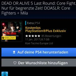 Dead Or Alive 5 Last Round: Core Fight + Mila
