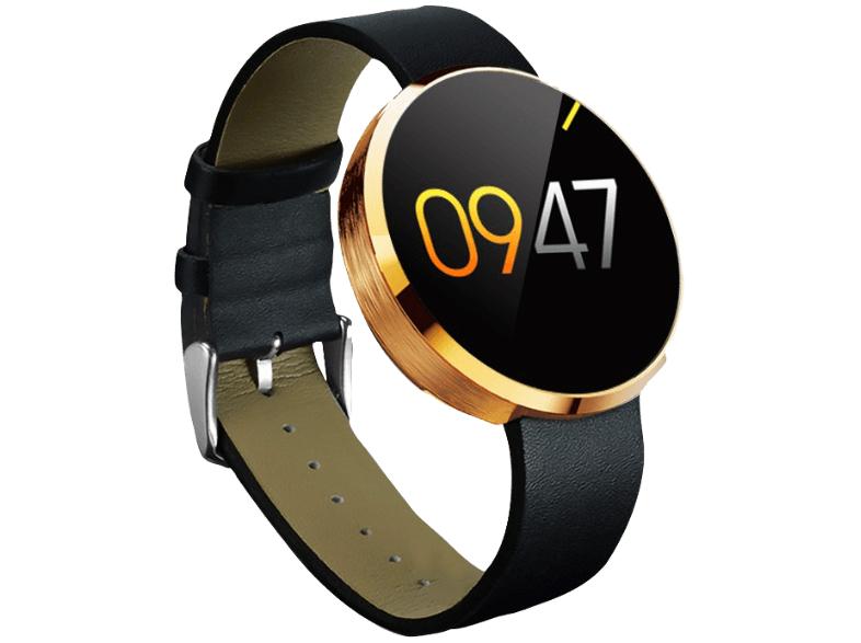 Mediamarkt: ZTE W01 Smart Watch 255 mm Gold für 59 € (122,61 € PVG)