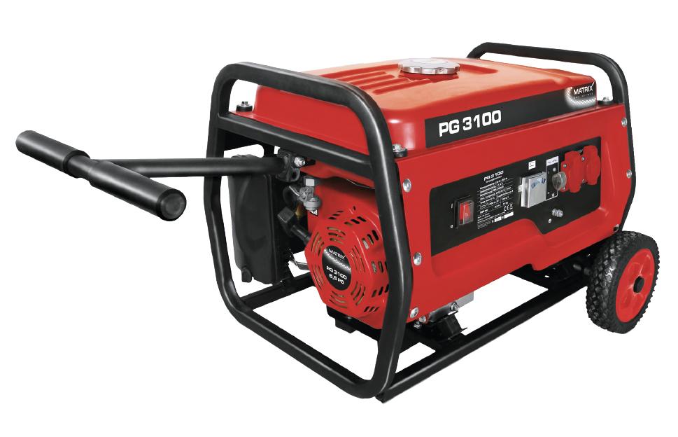 Stromgenerator PG 3100