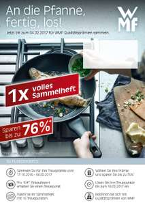 [Edeka Nord] Volles Sammelheft der WMF Treueaktion als Coupon zum Download