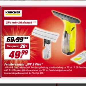 Kärcher Fenstersauger WV 2 Plus
