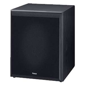 Magnat Monitor Supreme Sub 302 A, Subwoofer, schwarz [Amazon Prime Deal]
