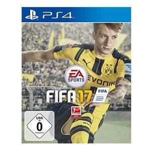 Fifa 17 (PS4) für 35€ versandkostenfrei [Ebay]