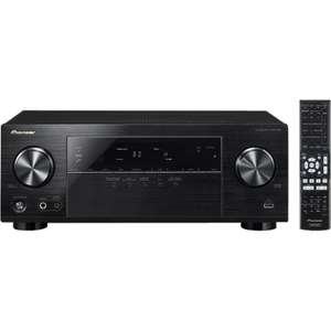Pioneer VSX-531-B 5.1 Receiver (130 Watt Pro Kanal, Bluetooth, HDCP 2.2, Eco-Mode, 4K Ultra HD Passthrough) für 199,90€ (eBay)