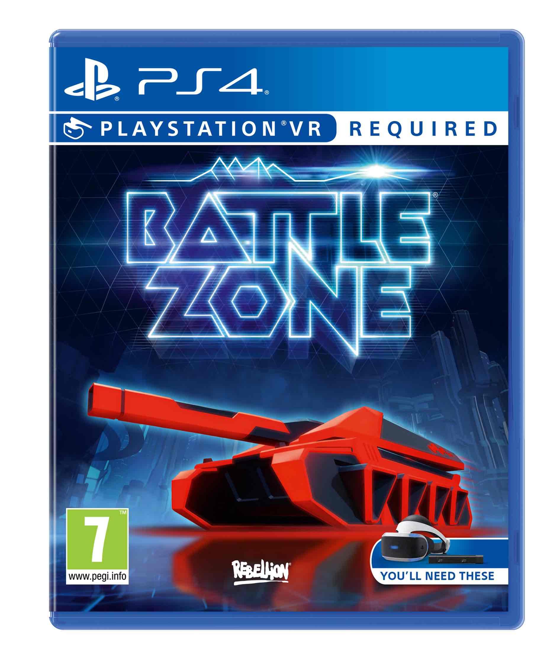 Battlezone VR (PSVR)