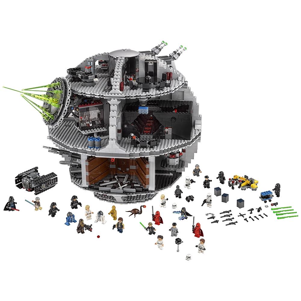 20% auf STAR WARS Spielzeug - z.B. LEGO Star Wars - 75159 Todesstern für 399,99€ bei [Toysrus]