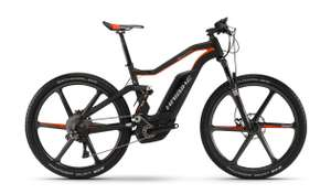Haibike XDURO FullSeven Carbon Ultimate - 2016 - 27,5 Zoll - Fully