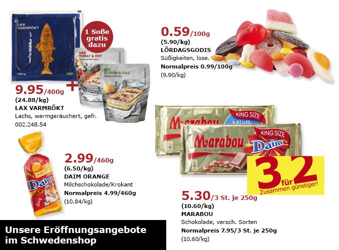 [IKEA Köln-Godorf] Hauptgericht 2 für 1, Softdrink gratis zum Hotdog, Heißgetränk gratis zu jeder Zimtschnecke