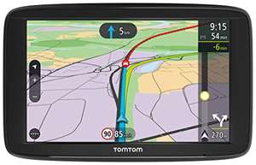 [Amazon Tagesangebot] TomTom Via 62 Europe Traffic Navigationsgerät