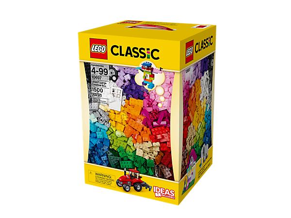 LEGO® Classic Große Kreativ-Steinebox 10697 für 29,99 EUR (zzgl. 3,50 VSK - entfallen bei zwei Boxen)