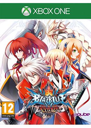 BlazBlue Chrono Phantasma Extend (Xbox One) für 10,88€ inkl. VSK (Base.com)