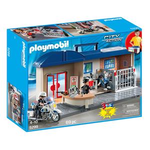15% Rabatt auf Playmobil bei [real] z.B. 5299 Mitnehm-Polizeizentrale für 21,21€ bei Abholung statt 34€