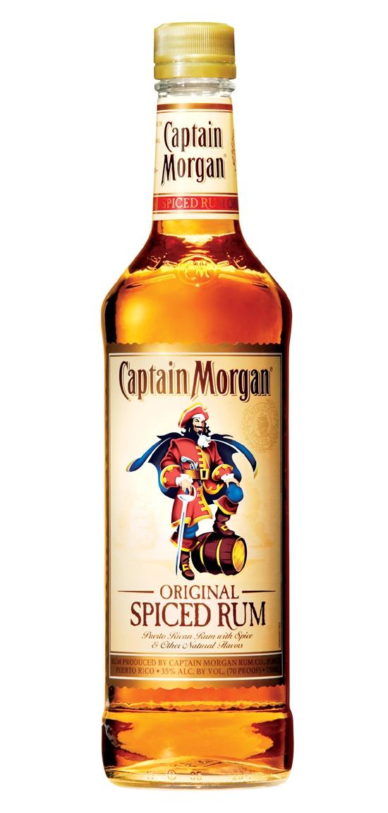 Captain Morgan Original Spiced Gold bei Netto ab 04.02