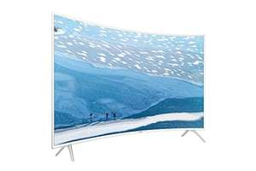 [Amazon, Tagesangebot] Samsung KU6519 123 cm (49 Zoll) Curved Fernseher (Ultra HD, Triple Tuner, Smart TV)