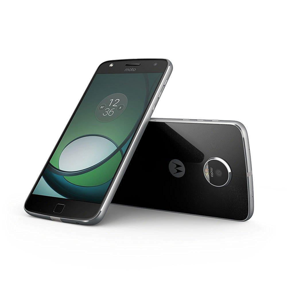 Moto Z Play 32 GB schwarz mit Dual Sim