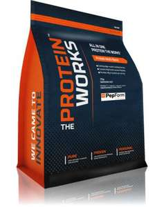 The Protein Works All in One Protein 4 Kg ab 23,98€ (5,99€ pro Kg)