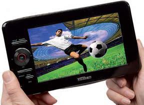 """Westfalia 7"""" TFT LCD TV mit DVB-T jetzt nur für 39,99 Euro zzgl. 4,95 Euro Versand"""