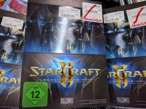 [Lokal MM Recklinghausen] StarCraft 2 - Legacy of the Void für 10€