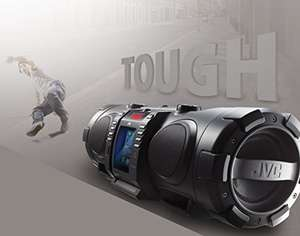 JVC BoomBlaster RV-NB100BE @ Amazon.fr