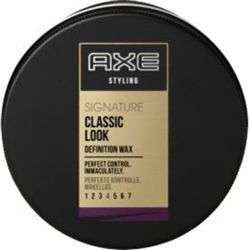 (Lokal) Axe Styling Haarwax Signature, Cream Gel Adrenaline/Signature bei DM Pforzheim