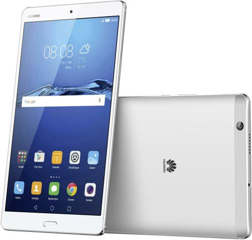 Huawei MediaPad M3, Tablet, silber Wlan, 4Gb