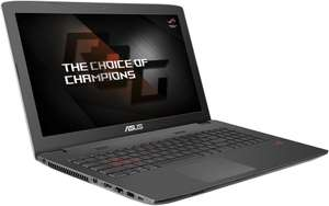 ASUS ROG GL752VW-T4099T Gaming Notebook mit Windows 10,