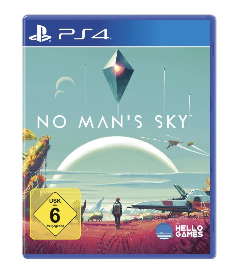 [LOKAL Media Markt München Einsteinstr] No Man's Sky PS4