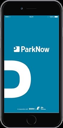 ParkNow Einfaches parken per Handyapp 6 Monate Gratis statt 2,99 mtl. Umstellung auf Gratisnutzung möglich