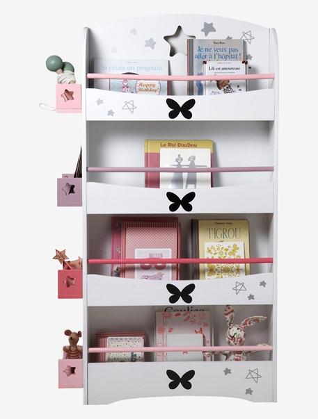 [Vertbaudet] Bücherregal mit sichtbaren Buchcovern