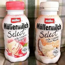 Müllermilch Select Weiße Schokolade Kokos - Mandel oder Himbeere für 33 Cent je Flasche bei Penny Lutherstadt Wittenberg
