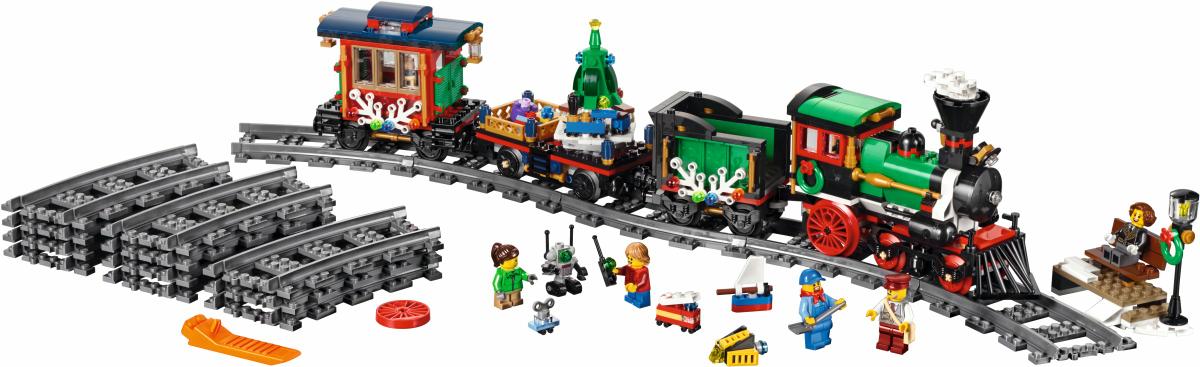 [shop.lego.com] lego weihnachtszug