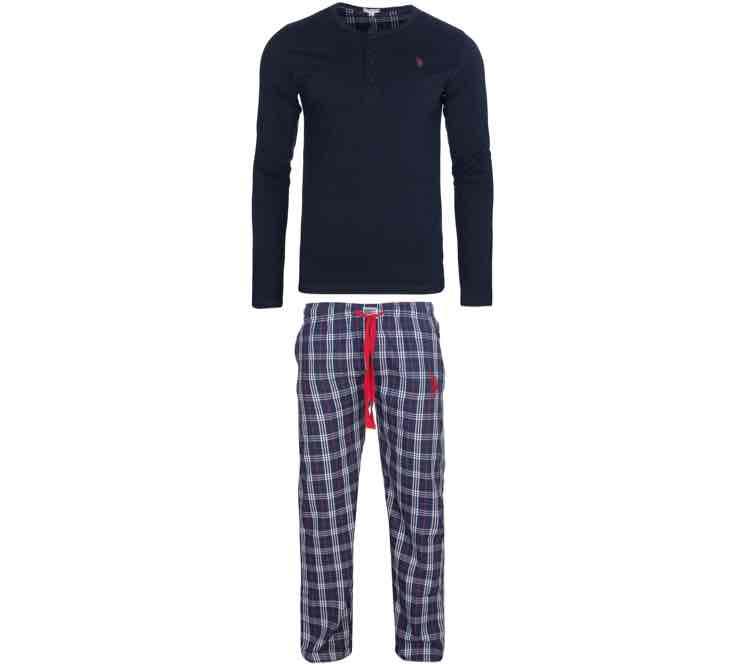 U.S. POLO ASSN. Pyjama Set für 24,99€ inklusive Versand