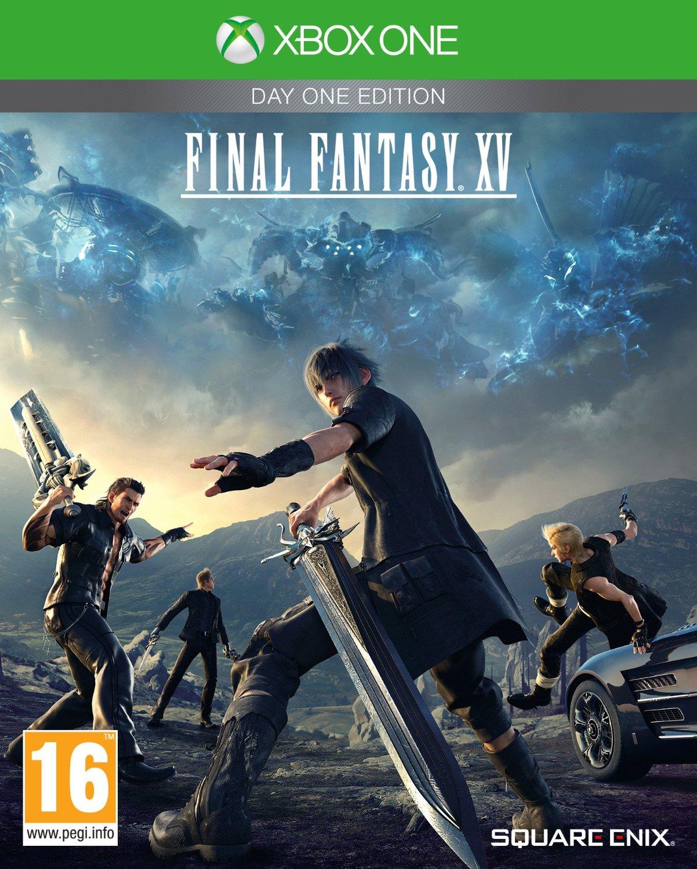 Final Fantasy XV: Day One Edition (PS4/ XBO) für 35,67€ [Amazon.co.uk]