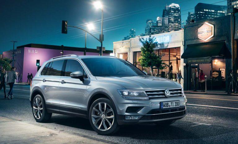 VW Tiguan Comfortline Leasingrate: 199,- + MwSt für Gewerbetreibende