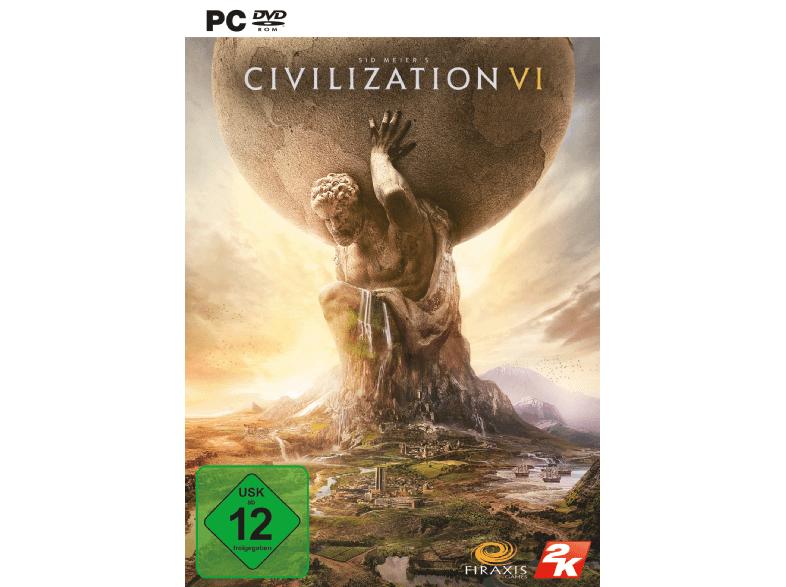 Civilization VI (PC) für 19,99€ versandkostenfrei [Saturn]