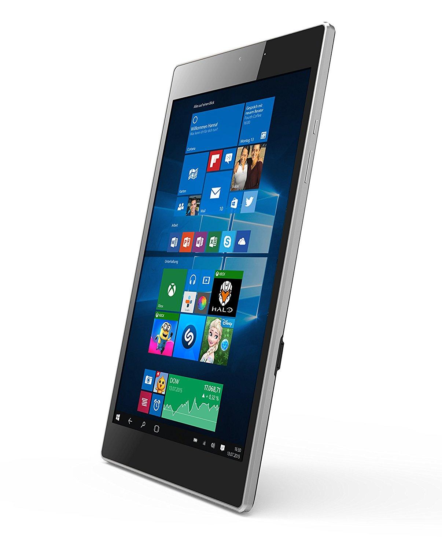 [Amazon] Odys Winpad X9 22,6 cm (8,9 Zoll) Tablet-PC (Intel Atom Quad Core Z3735, 2GB DDR III RAM, 32GB Flash HDD, Win 10 Home, Bonuspack: 3 Monate Zattoo Premium gratis) schwarz