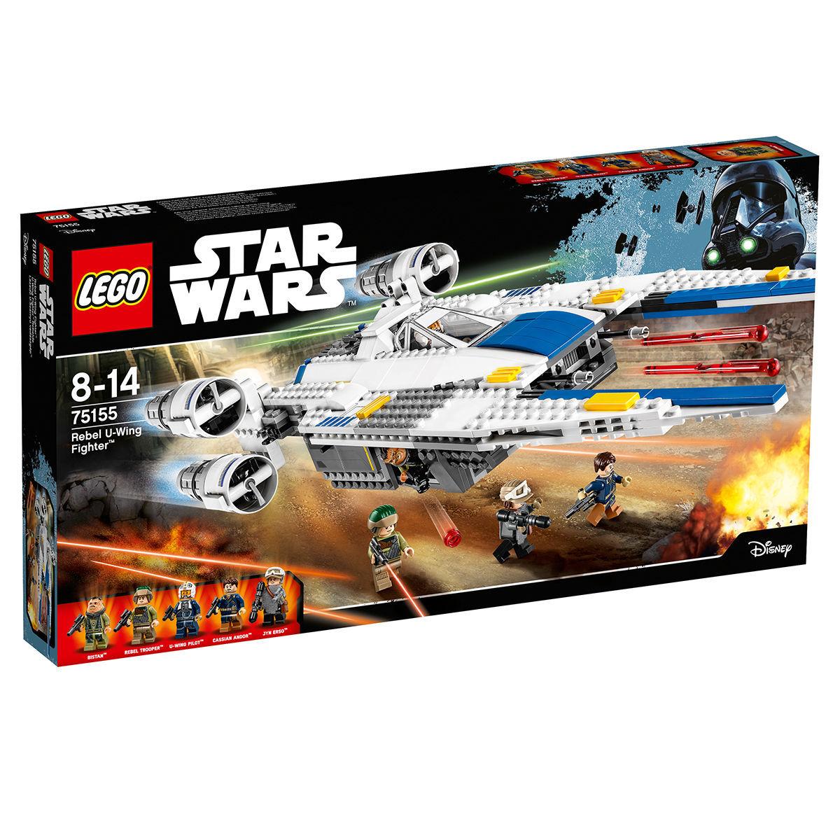 20% auf Artikel der Marke Lego am 06. & 07.02., Bsp. Set 75155 für 63,99€ bei [Karstadt]