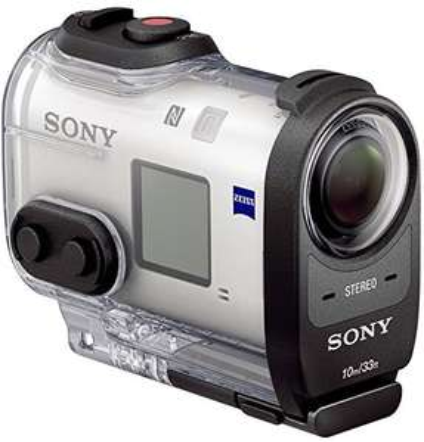Sony FDR-X1000VR Remote Edition für 283,54€ @ Amazon FR mit Prime - 4K Actioncam