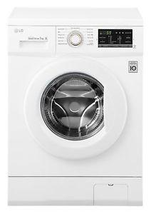 LG Electronics F14G7QDN0H Waschmaschine (Inverter Direct Drive, 7kg, Wasch- und Schleuderwirkungsklasse A, 1400U/min, EEK A+++) für 299,70€ [Ebay]