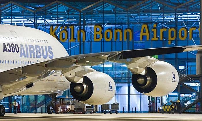 Eintritt für 1 oder 2 Personen inkl. Snacks und Getränken in die Airport Business Lounge Köln/Bonn [Lokal]