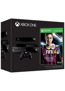 (Base.com) Xbox One Konsole: Day One Edition mit Kinect für 220,38€