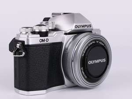 Olympus OM-D E-M10 Mark II Systemkamera inkl. 14-42 mm Objektiv (PVG 650€)