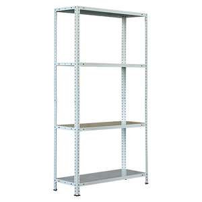 [Wieder verfügbar!] Metallregal online bei Bauhaus für 11,95€ ohne Versandkosten