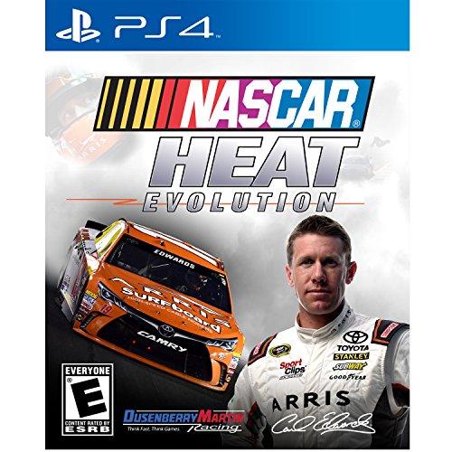 NASCAR Heat Evolution (PS4) für 24€ (Amazon.com)