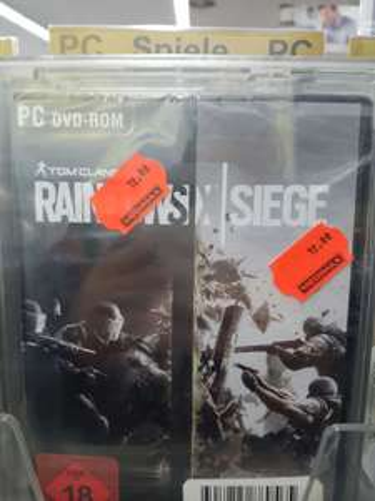 [Lokal/Berlin Medimax] Tom Clancy's Rainbow Six Siege für 12 €