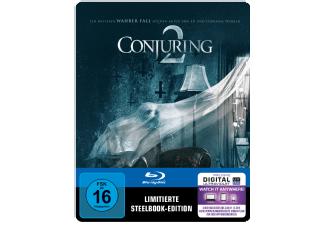 Conjuring 2 (Steel-Edition) [Blu-ray] für 12,99€ (Media Markt & Saturn)